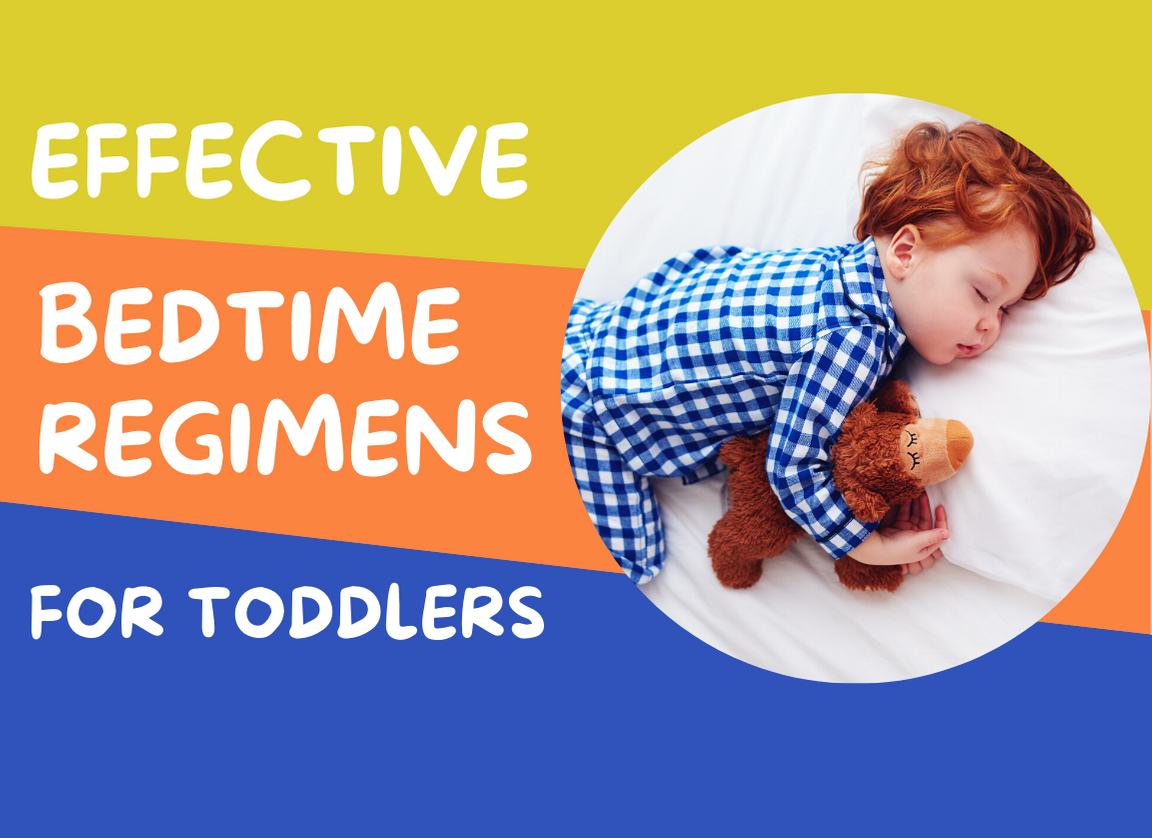 Toddlers Bedtime Regiments fact
