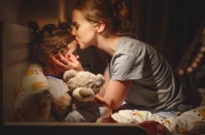 sleeping toddler regimen