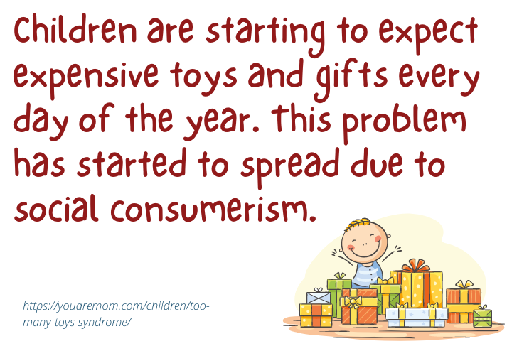 BKS_What to Give Kid That Has Everything fact
