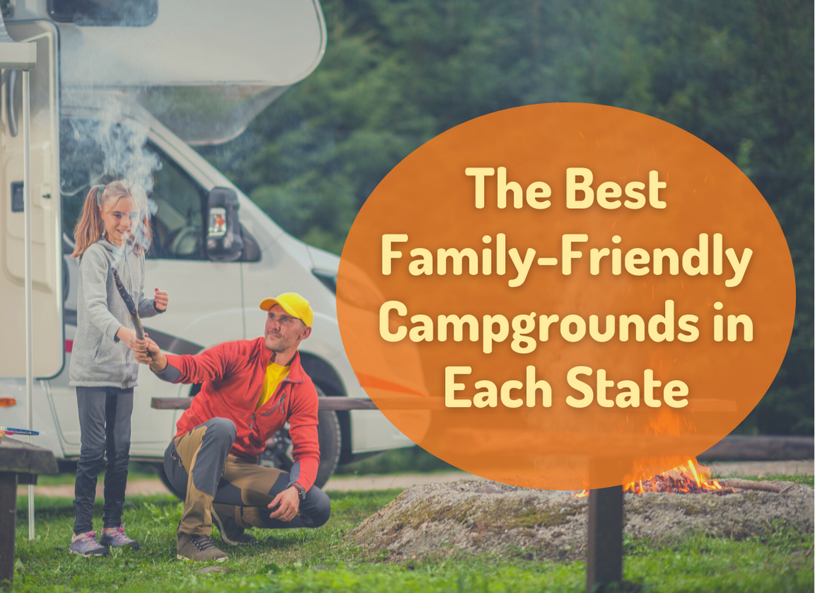 Best Family-friendly Campgrounds - featured image