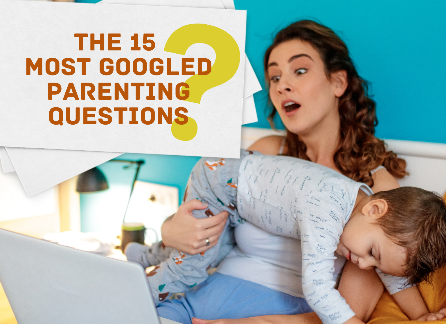 Most googled parenting questions - featured